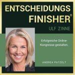Andrea Patzelt: Erfolgreiche Online-Kongresse